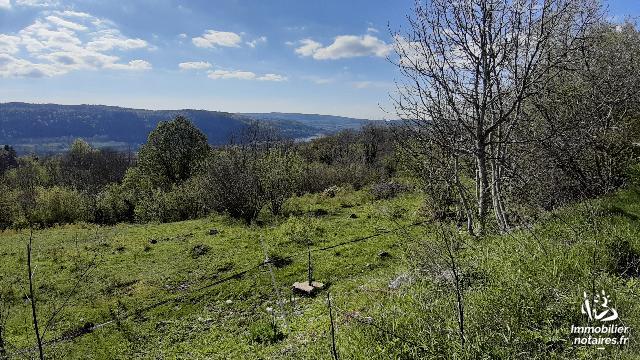 Vente - Terrain agricole - Plateau d'Hauteville - 1834.00m² - Ref : 70725