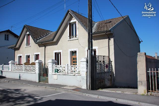 Location - Maison - Oyonnax - 137.00m² - 5 pièces - Ref : 314