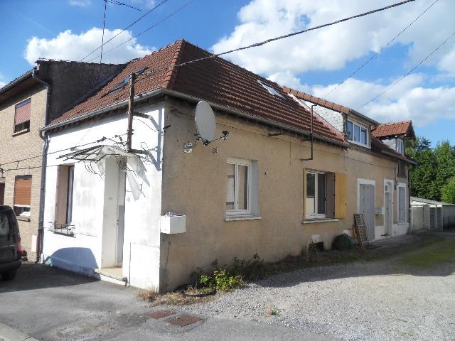 Vente - Maison - Mont-d'Origny - 44.00m² - 4 pièces - Ref : 2016/28