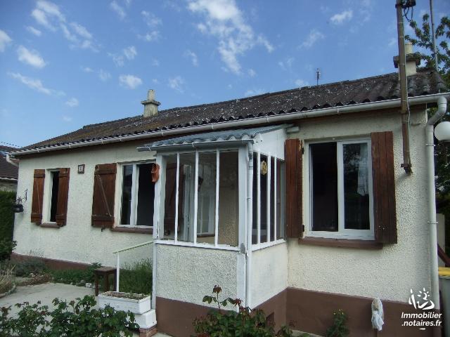 Vente - Maison - Soissons - 35.00m² - 3 pièces - Ref : FD / CN 27