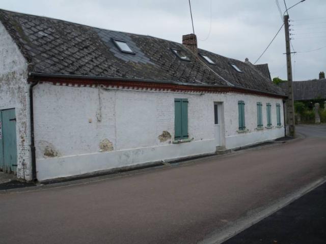 Vente - Maison - Nouvion-et-Catillon - 110.00m² - 5 pièces - Ref : 02014/221