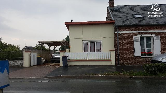 Vente - Maison - Flavy-le-Martel - 40.00m² - 2 pièces - Ref : 1036