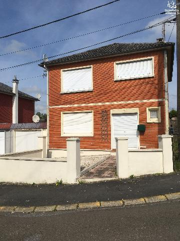 Vente - Maison / villa - BOHAIN EN VERMANDOIS - 106 m² - 6 pièces - REF0293 c3