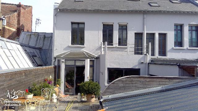 Vente - Appartement - ST QUENTIN - 8 pièces - BC 038