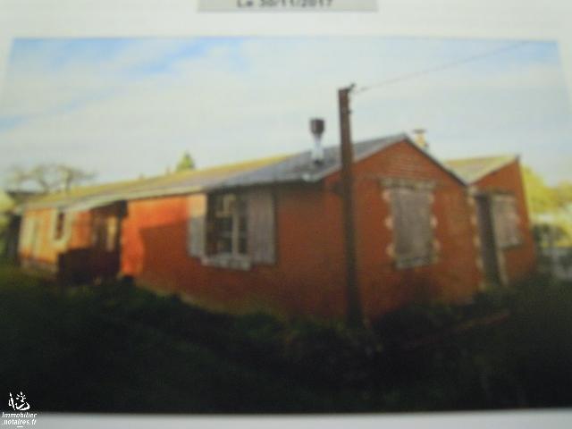 Vente - Maison / villa - VILLERS COTTERETS - 66,22 m² - 4 pièces - VC124