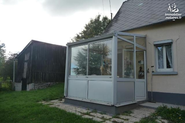 Vente - Maison - Fontaine-lès-Vervins - 57.00m² - 3 pièces - Ref : FONT03