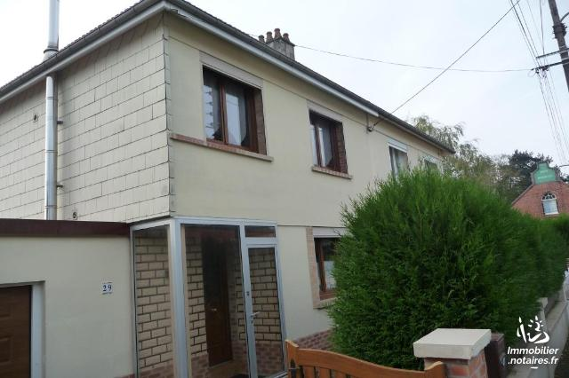 Vente - Maison - Vervins - 72.00m² - 5 pièces - Ref : VER111