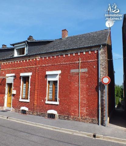 Vente - Maison - Hirson - 103.00m² - 3 pièces - Ref : 100169101