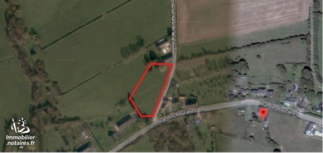 Vente - Terrain à bâtir - Origny-en-Thiérache - 1500.00m² - Ref : 100148903