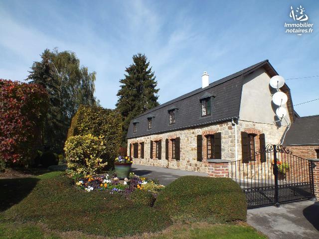 Vente - Maison - Landouzy-la-Ville - 195.00m² - 4 pièces - Ref : 100178701