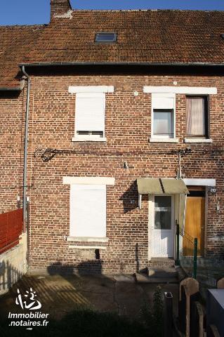 Vente - Maison - Hirson - 80.00m² - 2 pièces - Ref : 100186701