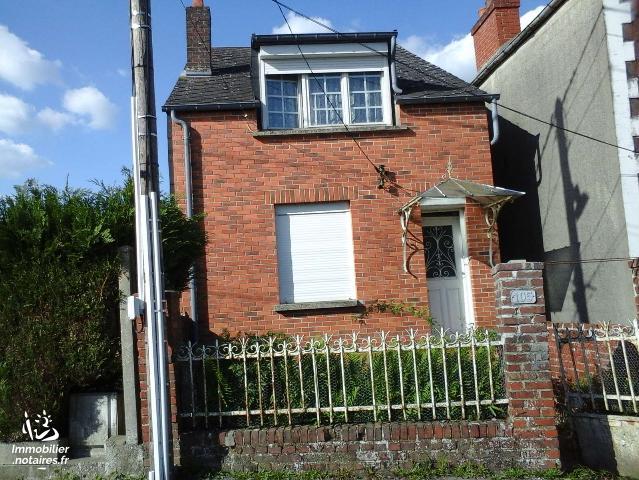 Vente - Maison - Hirson - 65.00m² - 4 pièces - Ref : 100241601