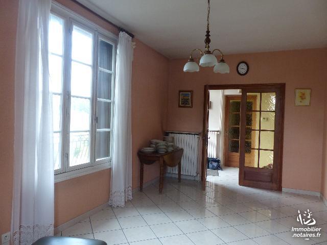 Vente - Maison / villa - LE DONJON - 180 m² - 7 pièces - LE DONJON (115000)