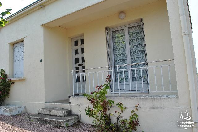 Vente - Maison / villa - MONTCOMBROUX LES MINES - 55 m² - 3 pièces - Maison bourg
