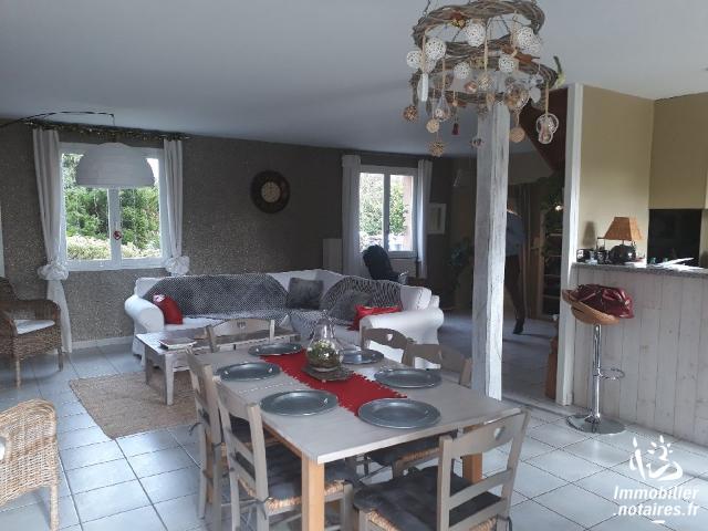 Vente - Maison / villa - BELLERIVE SUR ALLIER - 150 m² - 5 pièces - 223