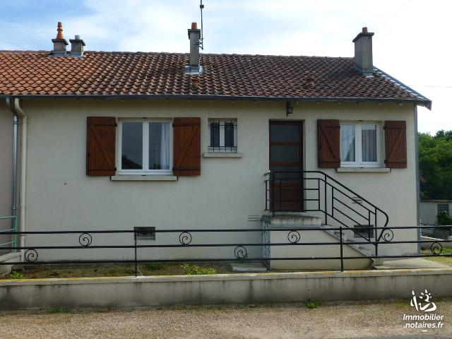 Vente - Maison - Commentry - 62.00m² - 4 pièces - Ref : CTY2.7