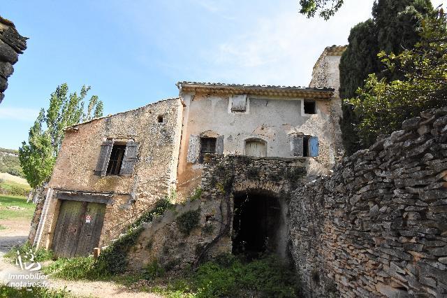 Vente - Maison - Simiane-la-Rotonde - 130.00m² - 6 pièces - Ref : SIM-FPI