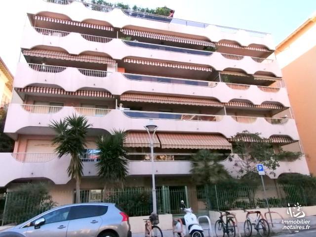 Vente - Appartement - Nice - 67.90m² - 2 pièces - Ref : 2/3p liberation