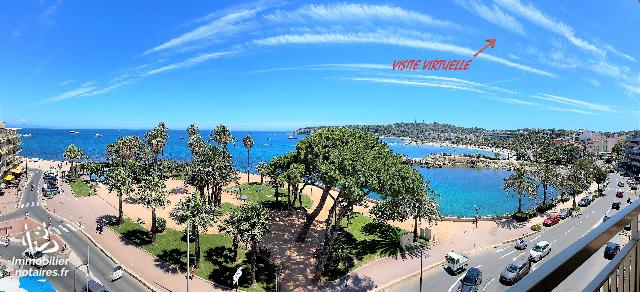 Vente Notariale Interactive - Appartement - Antibes - 80.03m² - 3 pièces - Ref : SAN MICHAEL - ANTIBES