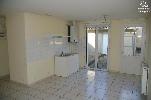 Location - Appartement - Saint-Jean-de-Muzols - 2 pièces - Ref : 1 L