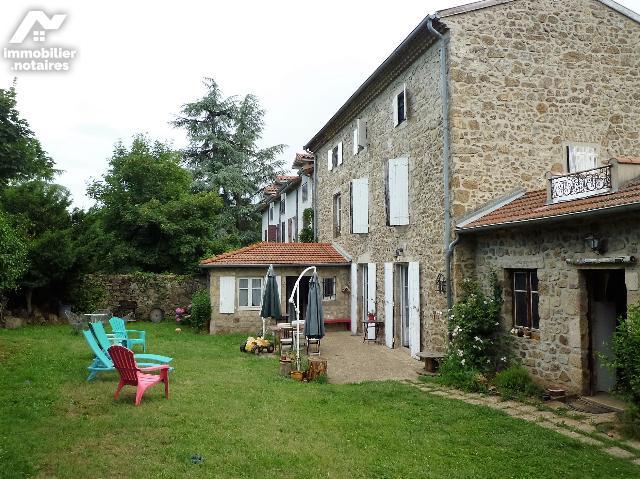 Location - Maison - Annonay - 200.0m² - 7 pièces - Ref : 0063