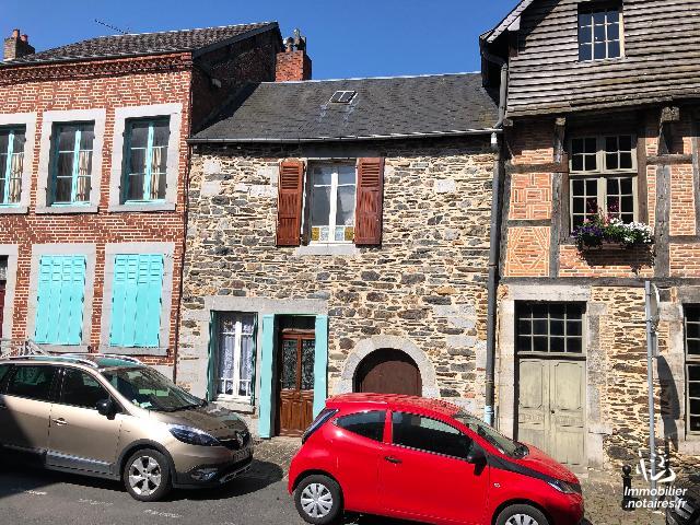 Vente - Maison - Revin - 59.00m² - 3 pièces - Ref : 135s
