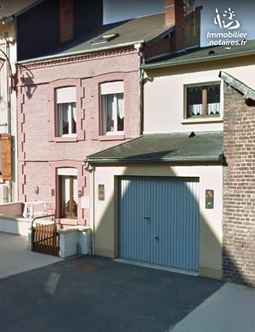 Vente - Maison - Haybes - 1.00m² - 3 pièces - Ref : HAYB4