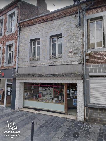 Vente - Immeuble - Givet - 128.60m² - Ref : GIVET29