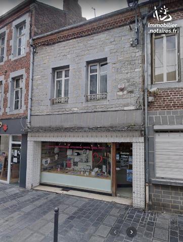 Location - Immeuble - Givet - 128.60m² - Ref : GIV29