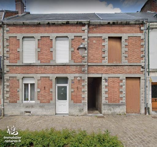 Vente - Maison - Haybes - 1.0m² - 7 pièces - Ref : HAYBES35