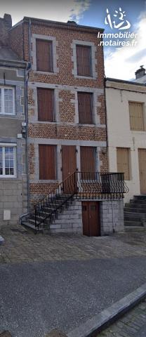 Vente - Maison - Fumay - 1.00m² - 5 pièces - Ref : FUM3
