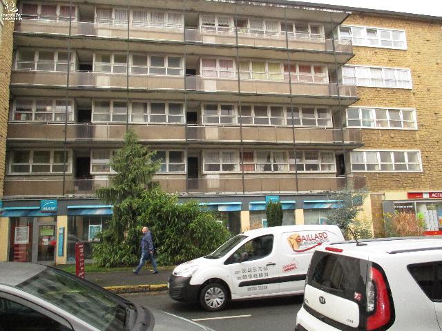 Location - Appartement - SEDAN - 1 pièce - 0001