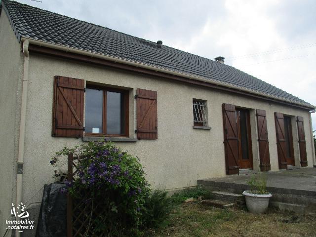 Vente - Maison - Escombres-et-le-Chesnois - 85.00m² - 5 pièces - Ref : 3887M