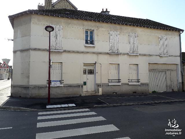 Vente - Maison - Attigny - 90.00m² - 6 pièces - Ref : ATT154