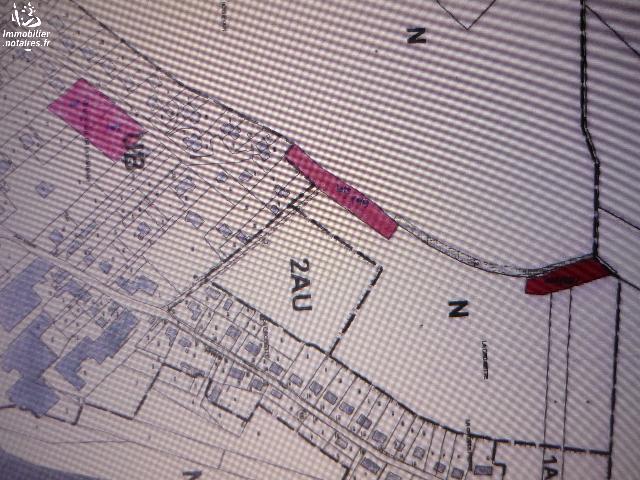 Enchères - Terrain - VRIGNE AUX BOIS - 4420 m² - VAB 3