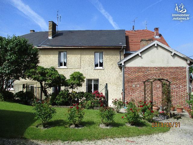 Vente - Maison - Vouziers - 200.00m² - 5 pièces - Ref : VZ456
