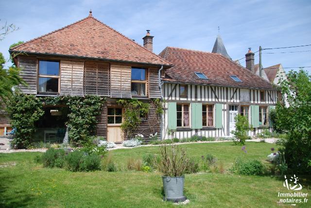 Vente - Maison / villa - CHARMONT SOUS BARBUISE - 280 m² - 8 pièces - M1010