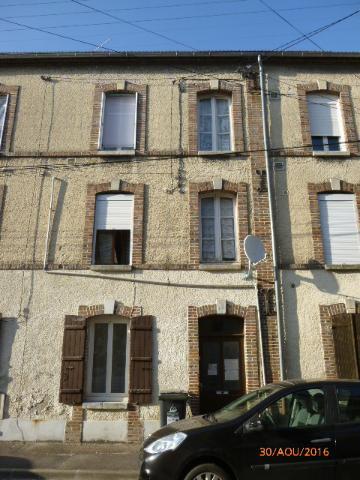 Vente - Appartement - ROMILLY SUR SEINE - 39,21 m² - 2 pièces - MA-AU/061316