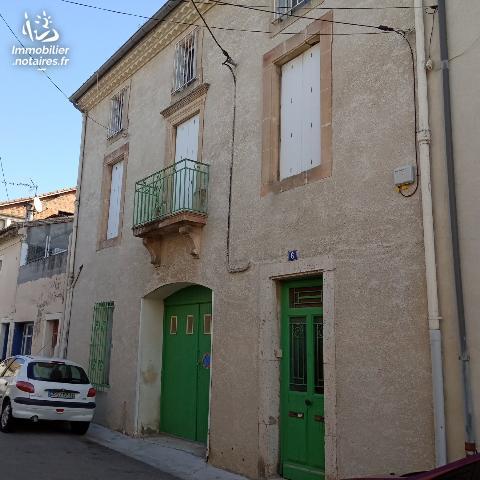 Vente - Appartement - Lézignan-Corbières - 63.83m² - 3 pièces - Ref : MEM219