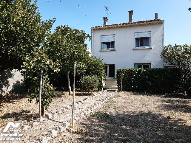 Vente - Maison - Saint-Marcel-sur-Aude - 90.0m² - 5 pièces - Ref : MEM249