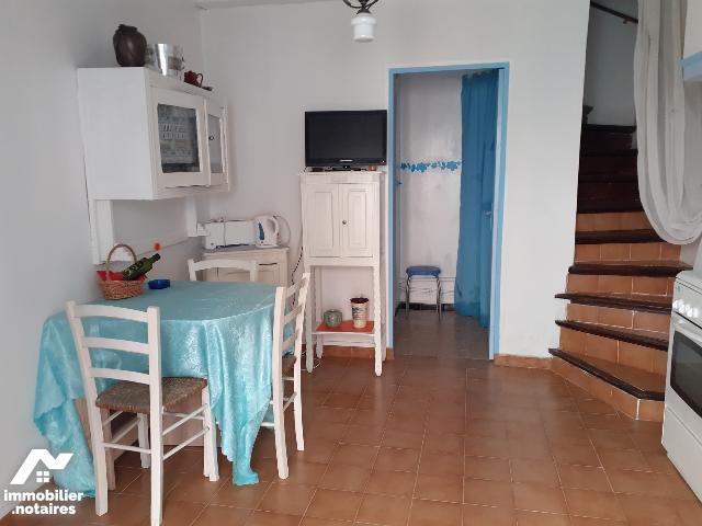 Vente - Maison - Castelnau-d'Aude - 62.0m² - 3 pièces - Ref : MEM255