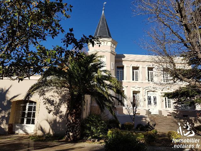 Vente - Maison - Saint-Marcel-sur-Aude - 350.00m² - 10 pièces - Ref : MEM45