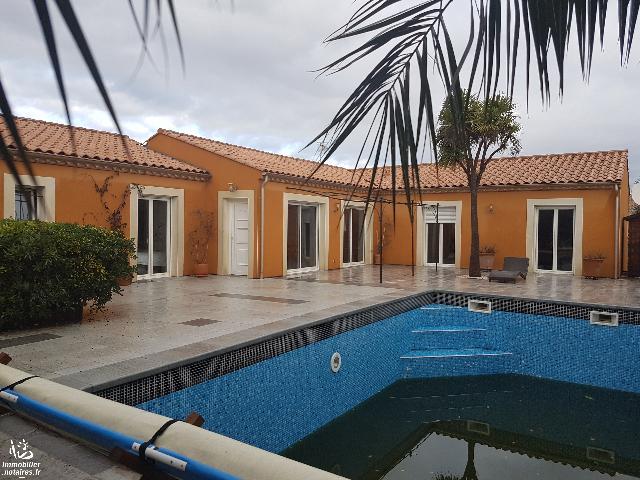 Vente - Maison / villa - MONTBLANC - 120 m² - 5 pièces - MEM100