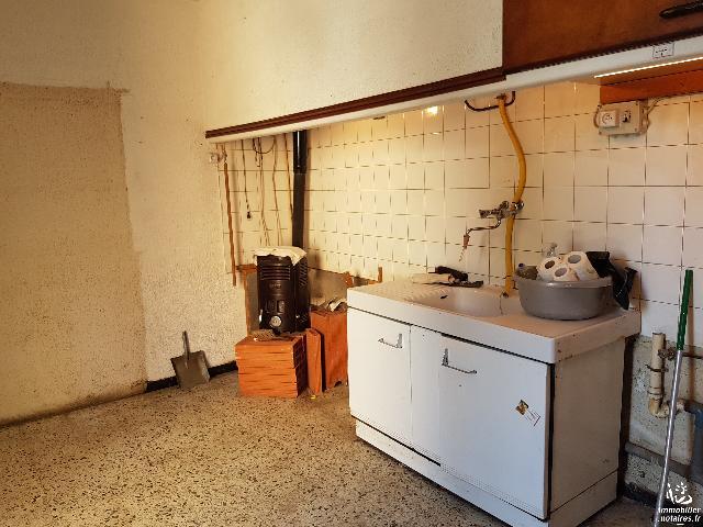 Vente - Maison - Paraza - 90.00m² - 3 pièces - Ref : MEM104
