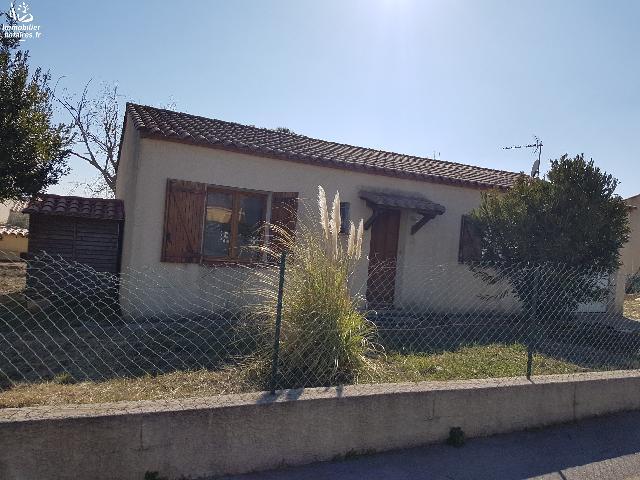 Vente - Maison - Mailhac - 80.00m² - 3 pièces - Ref : MEM105