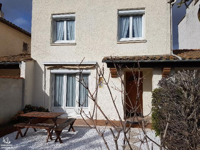 Vente - Maison - Saint-Marcel-sur-Aude - 90.00m² - 5 pièces - Ref : MEM108