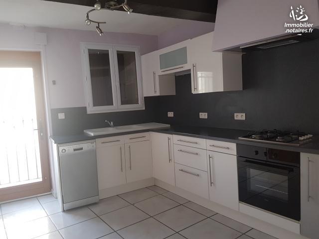 Vente - Maison - Saint-Marcel-sur-Aude - 80.00m² - 4 pièces - Ref : MEM129