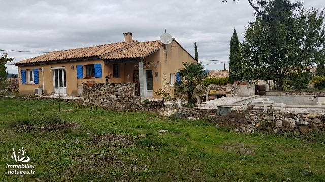 Vente - Maison - Sainte-Valière - 75.00m² - 3 pièces - Ref : MEM143