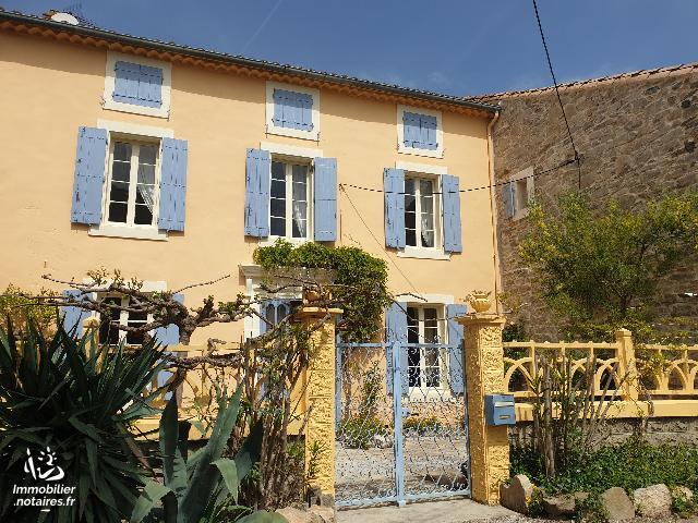 Vente - Maison - Sainte-Valière - 190.0m² - 7 pièces - Ref : MEM168