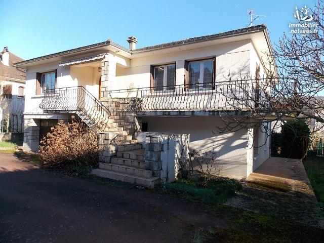 Vente - Maison - Villefranche-de-Rouergue - 140.0m² - 7 pièces - Ref : 200727